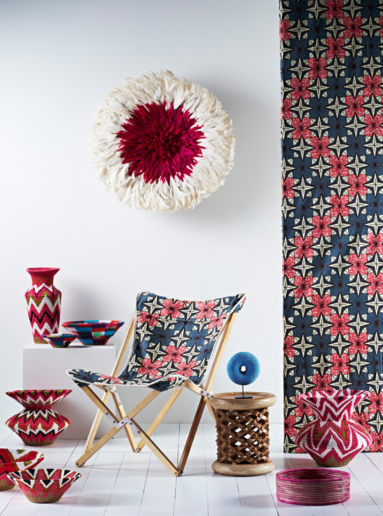 Safari Fusion blog | Swazi baskets, vessels + urns | New woven creations from Swaziland in store now www.safarifusion.com.au