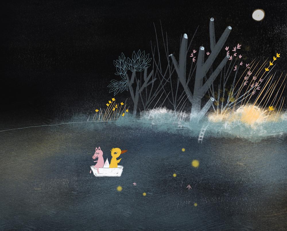Entrevista a la ilustradora a Kristina Sabaite, conocemos un poquito más el universo de esta artista.
