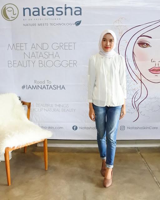 Meet and Greet Natasha Beauty Blogger Bandung