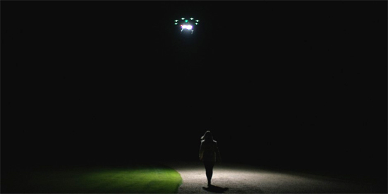 On demand personal illumination Drones 2