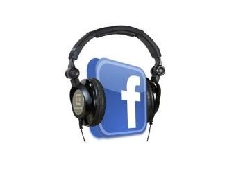 Como escuchar música en Facebook mientras chateo con mis amigos