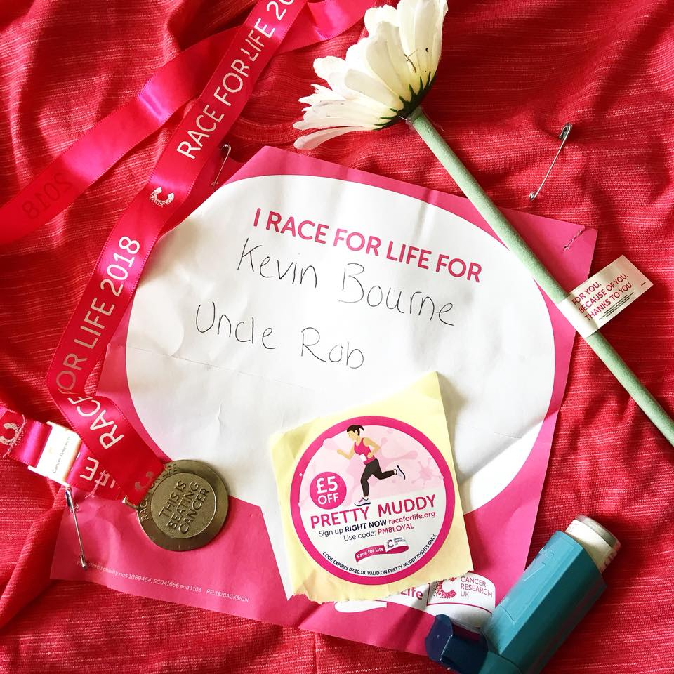 Race For Life | What an experience