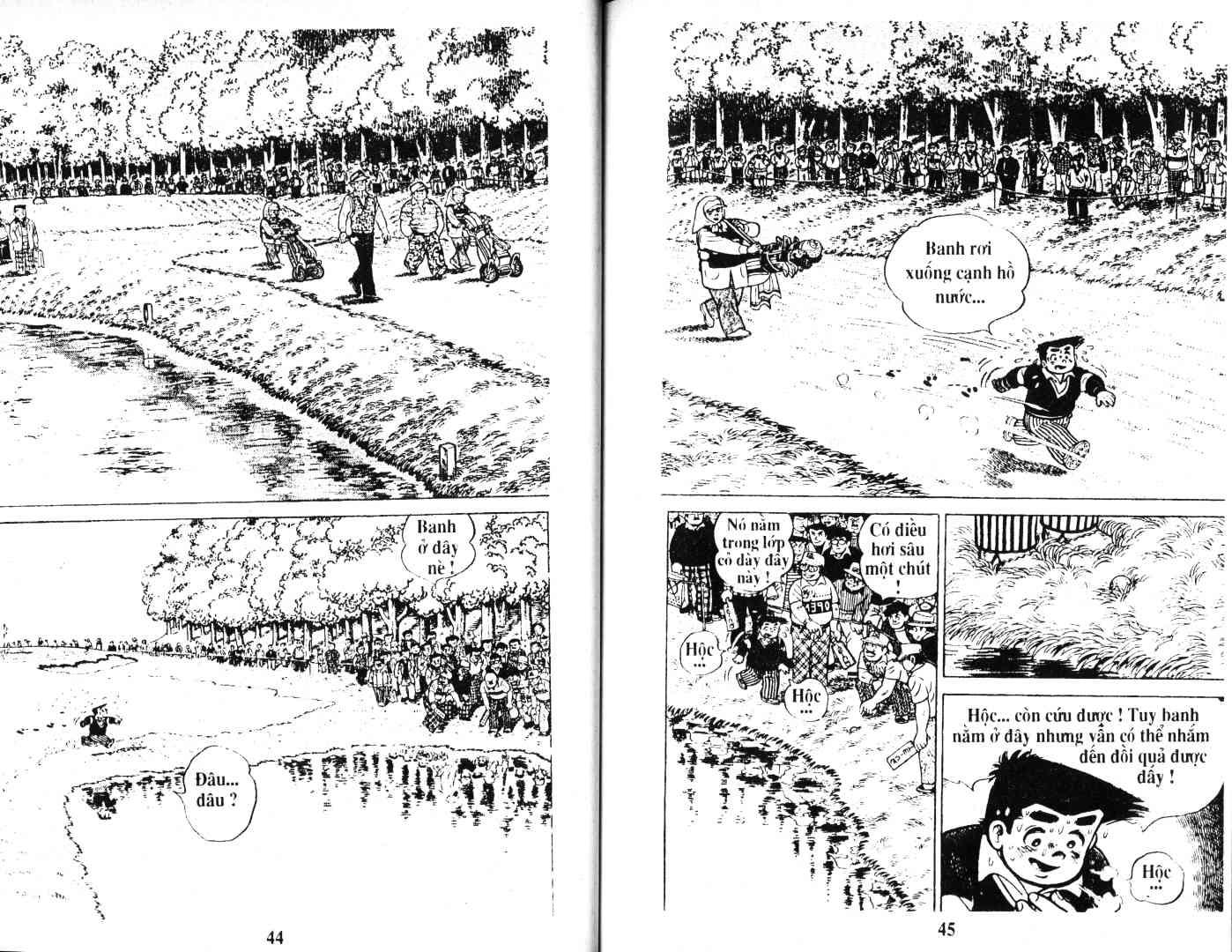 Ashita Tenki ni Naare chapter 38 trang 20