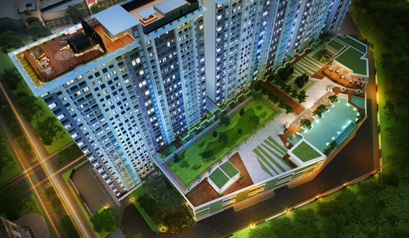 Dsecret Garden at Kempas Indah, KSL Developer