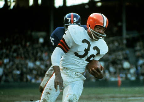 Jim Brown Top NFL Legends ~ Sports Legends Wallpaper