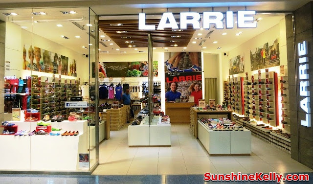 Larrie Concept Store, Sunway Pyramid