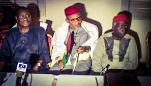 Nnamdi Kanu Cancelled Peace Meeting With South East Governors
