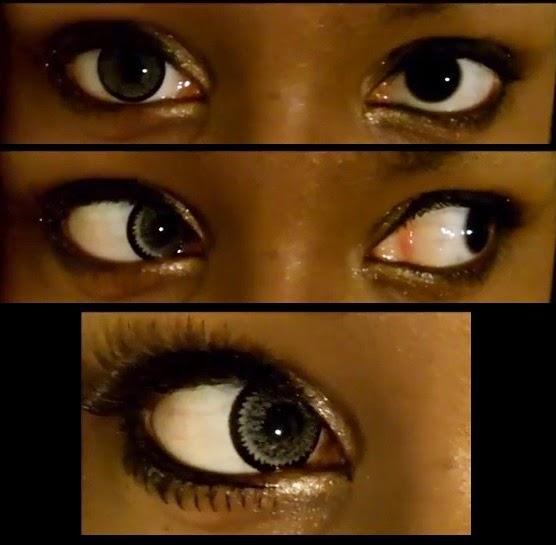 Lisha's circle lens