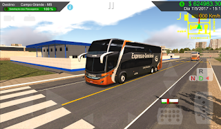 Heavy Bus Simulator Apk - Free Download Android Game