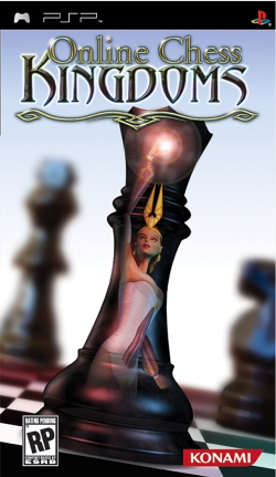 Online Chess Kingdoms - PSP - ISO Download