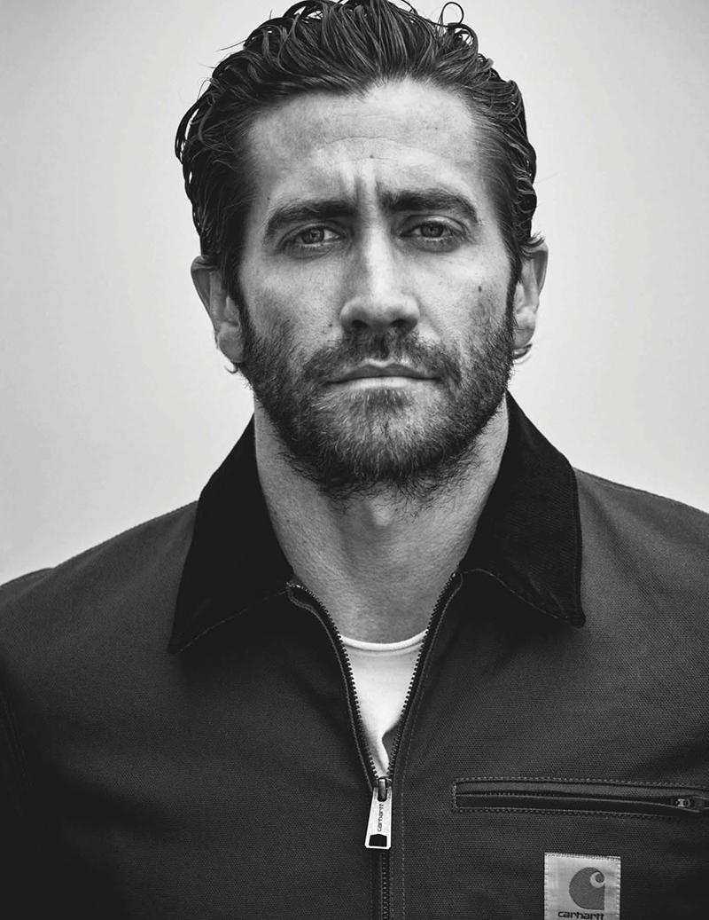 Jake Gyllenhaal : GQ Style UK - A/W 2016