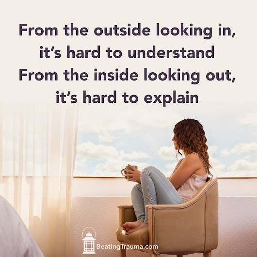 From The Inside Looking Out - When FASD Is Hard To Explain -Living With FASD