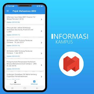 Informasi Kampus Universitas BSI / UBSI - Nizwar ID