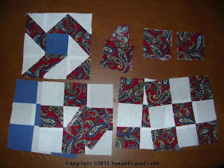 quilt blocks and patches