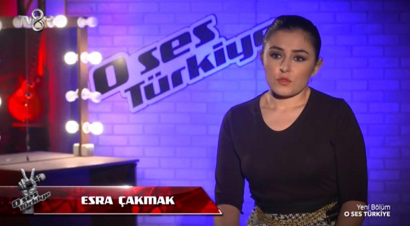 o ses türkiye yarışmacısı esra çakmak kimdir