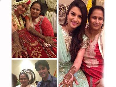 gauhar-khan-sister-nigaar-mehndi-ceremony