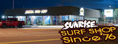 Sunrise Surf Shop Exterior
