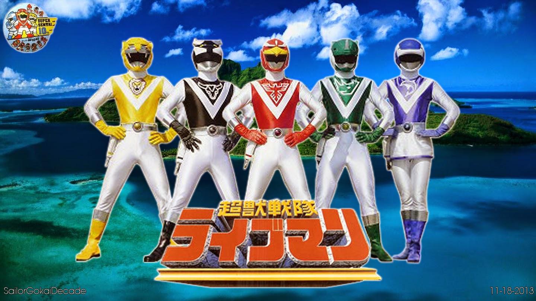 43 Perubahan Super Sentai dan Power Rangers dari Masa ke