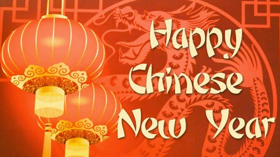 Chinese New Year in 2015 will be celebrated from February 19.