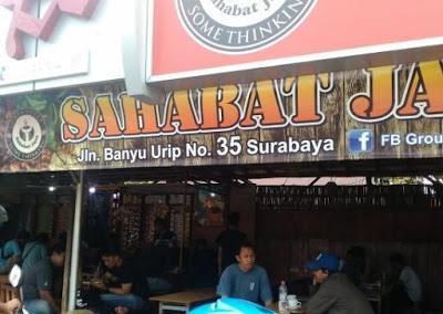 Kedai Kopi Sahabat Java