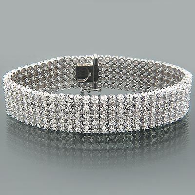 Girls Diamond Bracelet