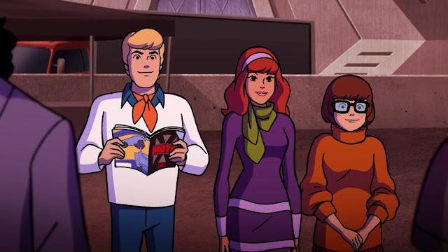 Scooby-Doo! and WWE: La Maldicion Del Demonio Veloz - 720p - Latino - Captura 2