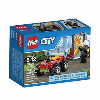 set database: LEGO 60105 fire atv
