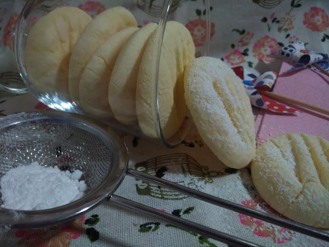 Galletas De Maicena Y Leche Condensada (sin Gluten)