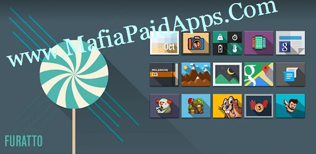 Furatto Icon Pack v2.2.0 [Patched] Apk for android