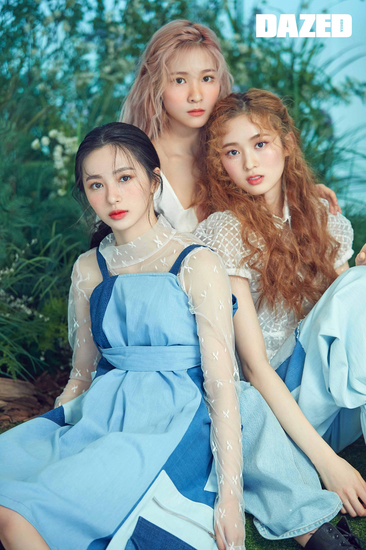 Cherry Bullet Korean Girl Group