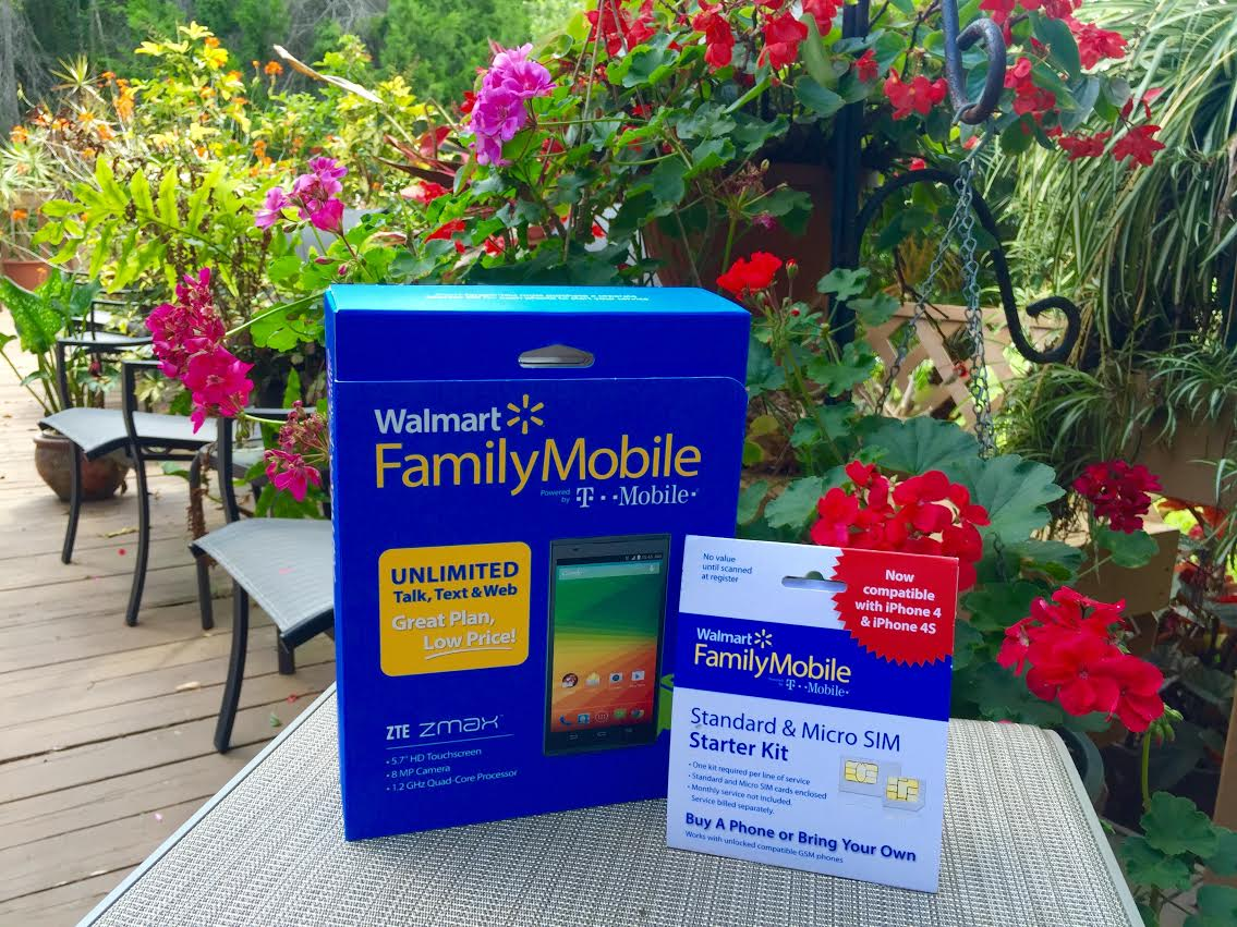 I Run For Wine: Saving the Summer with Walmart Family Mobile