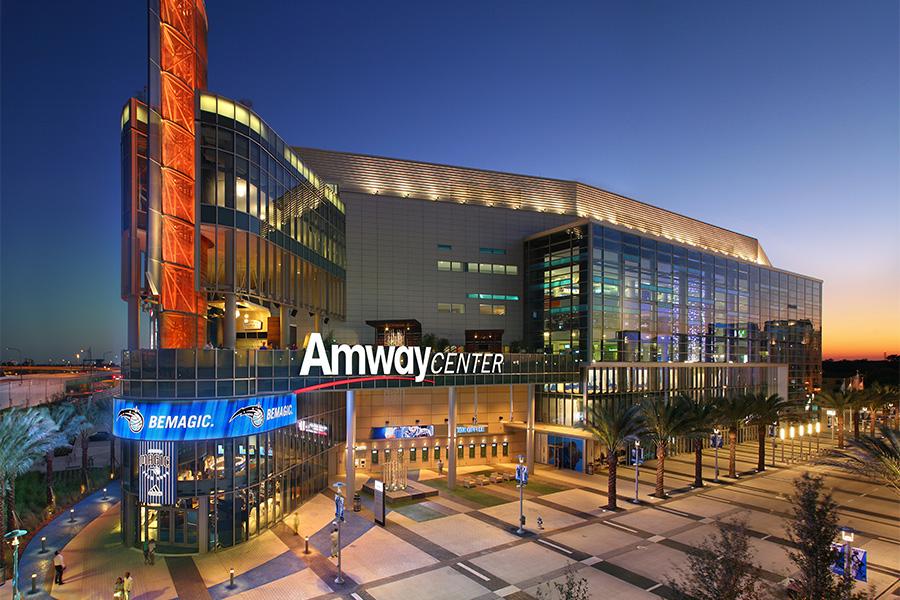 Orlando, Florida Travel Tips Amway Center
