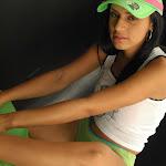Andrea Rincon – Selena Spice – Cachetero Verde Foto 48