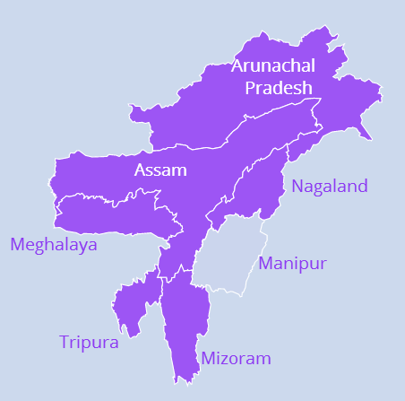 north-east-region