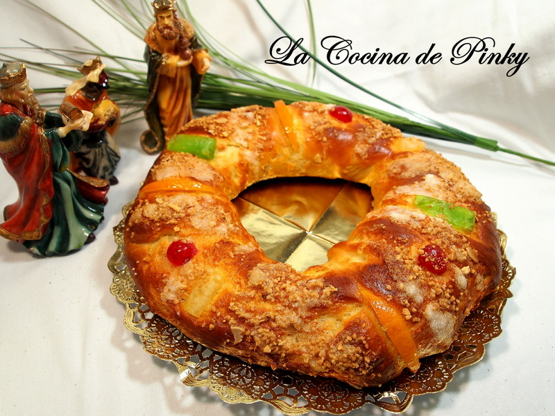 Roscon De Reyes De Samantha