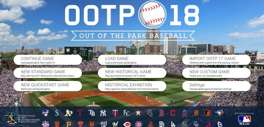 Win a Free Copy of Out of the Park Baseball 18