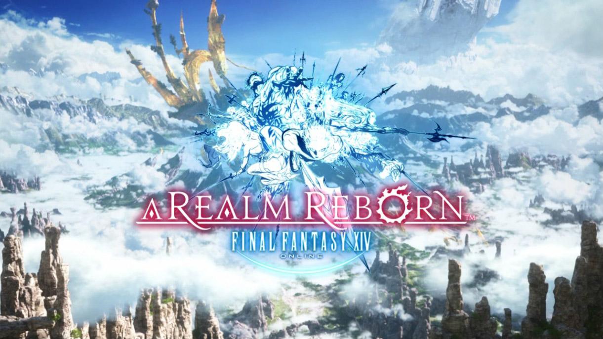Super Adventures in Gaming: Final Fantasy XIV: A Realm Reborn (PC ...