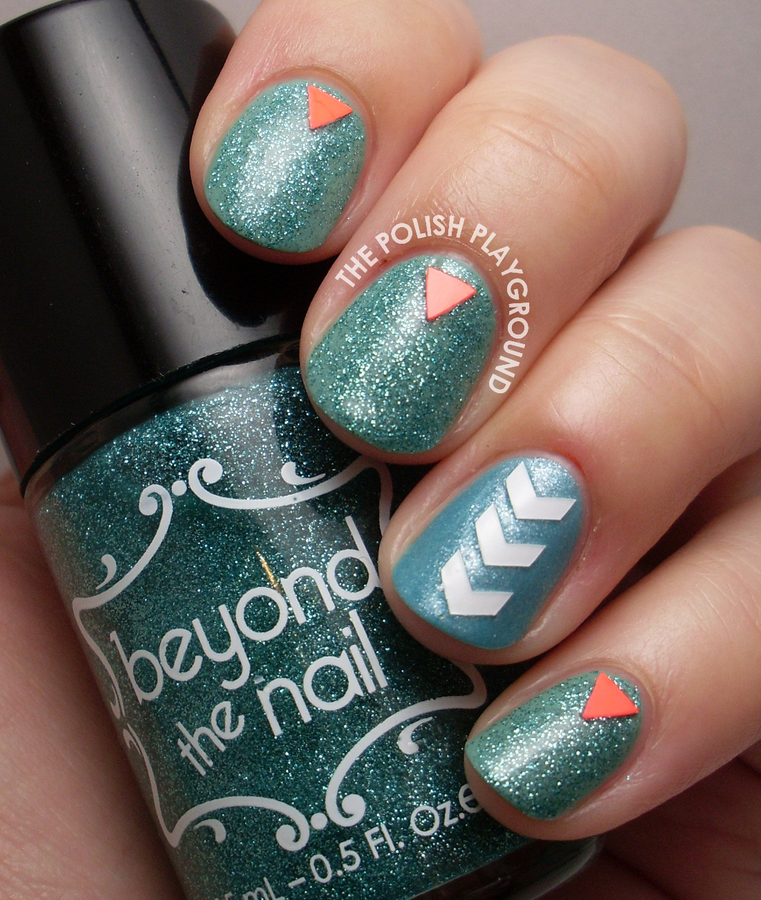 Beyond the Nail - Nail Decal Vinyl Nail Art