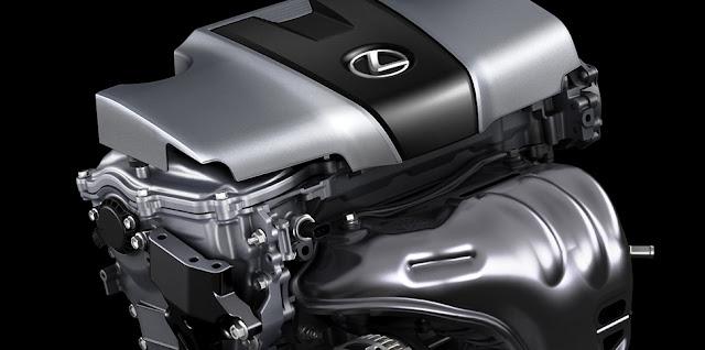 Khối động cơ mới của ES350 cho công suất cao hơn tuy nhiên sẽ tốn nhiên liệu hơn