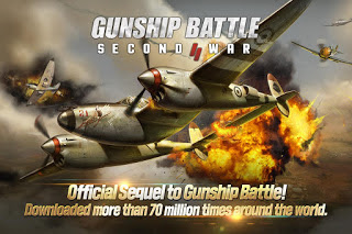 Gunship Battle Second War Mod v1.01.08 APK Latest Version