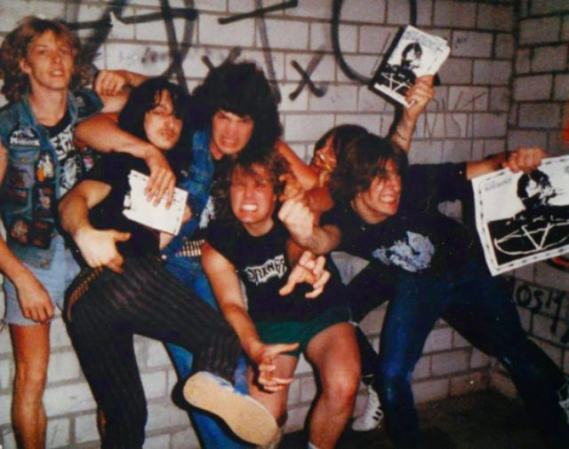 Heavy metal culture