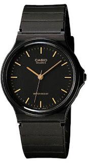 zegarek l minimalizm l minimalistyczne zegarki l design l casio