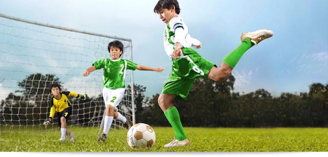Berikut Ini Teknik Dasar Sepak Bola Yang Harus Dikuasai