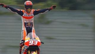 Marquez Juara MotoGP Jerman 2016, Rossi Kedelapan