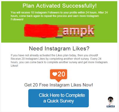 Cara menambah follower instagram dengan aman dan otomatis