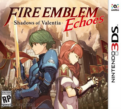 Fire Emblem Echoes: Shadows of Valentia [3DS] [CIA] [Español] [Mega]