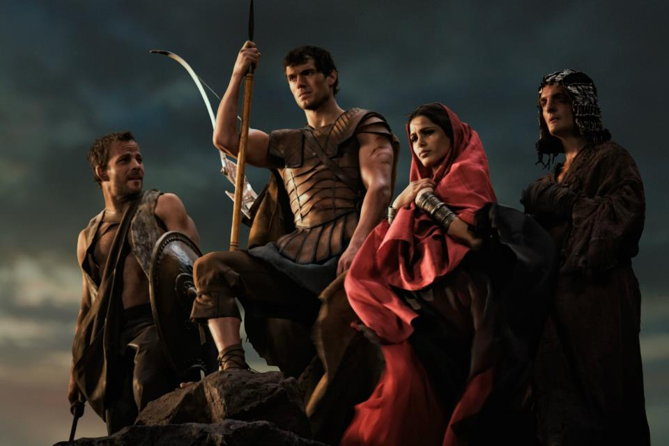 Immortals Movie Theseus Immortals Movie
