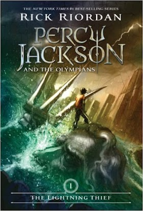 Percy Jackson&Olympians-The Lightning Thief