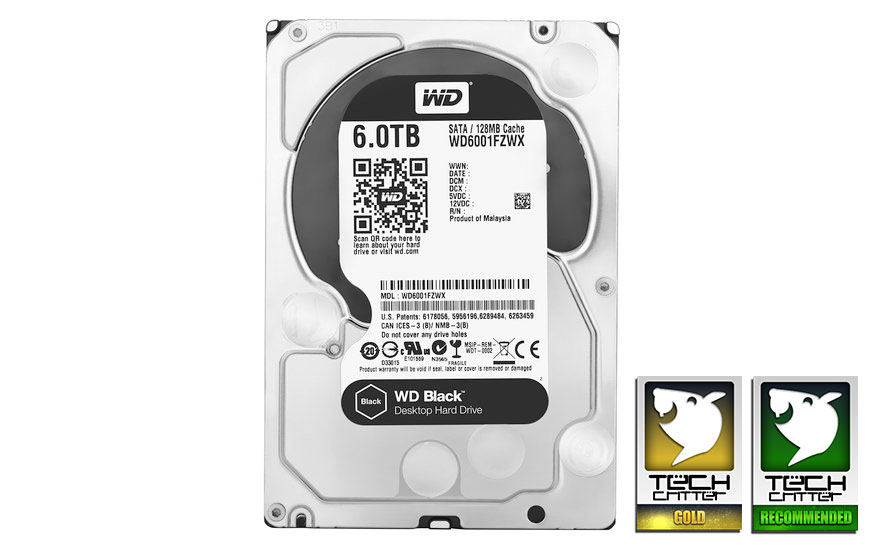 WD Black 6TB Hard Drive Review 11