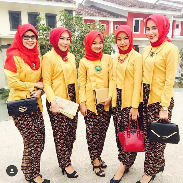 Model Baju Kutu Baru Muslim Modern Galeri Jilbab